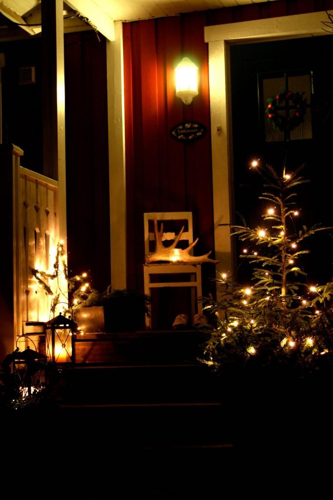 Julen 2014trappen